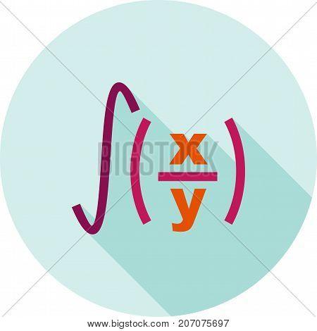 Formula, Geometry, Maths Icon Vector & Photo | Bigstock