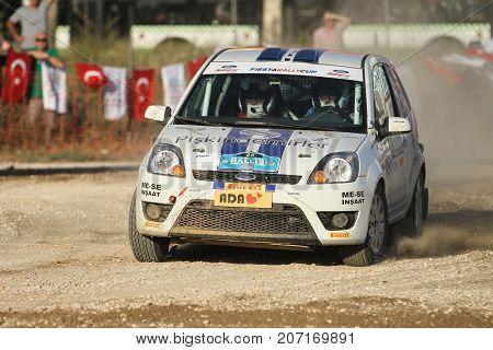 Bursa Rally 2017