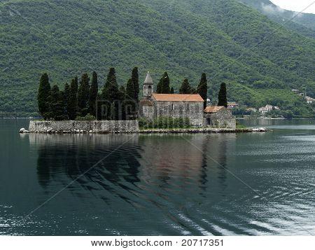 Kotor Bay Islands