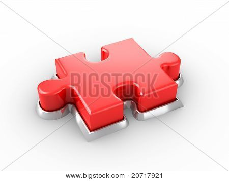 Puzzle Button