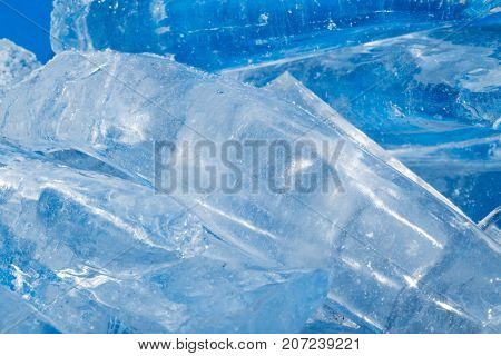 ice cold background . Photo of abstract background