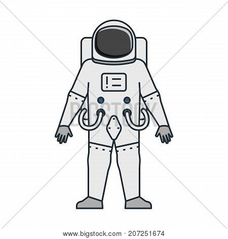 Space Theme Illustration