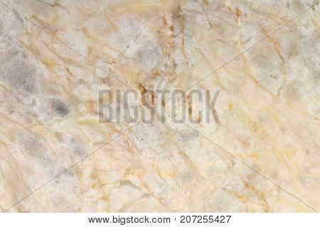Natural white marble background with black pattern and teardrop.
