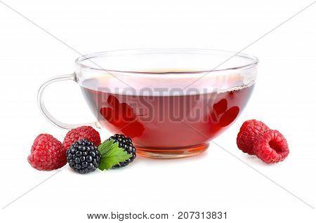 Red Berry Juice