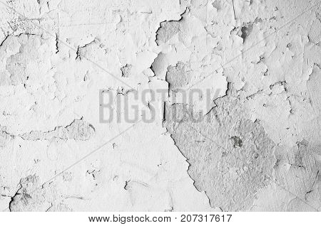 Vintage grungy background of natural cement old texture as a retro pattern wall