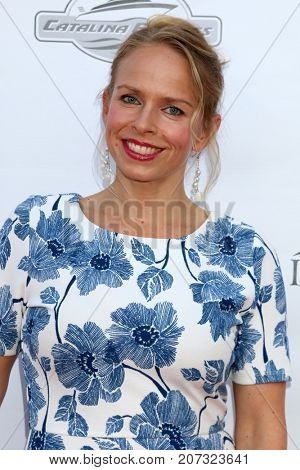LOS ANGELES - SEP 30:  Leanne Bishop at the Catalina Film Festival - September 30 2017 at the Casino on Catalina Island on September 30, 2017 in Avalon, CA