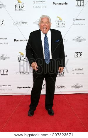 LOS ANGELES - SEP 30:  GW Bailey at the Catalina Film Festival - September 30 2017 at the Casino on Catalina Island on September 30, 2017 in Avalon, CA