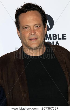 LOS ANGELES - SEP 29:  Vince Vaughn at the
