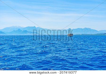 Antalya On Horizon