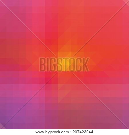 abstract background in pink and red colors