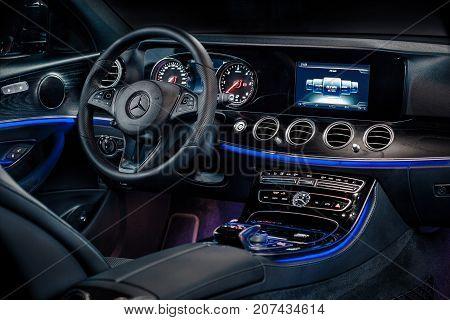 Mescedes Benz C class 2016 03 september, Chisinau R. Moldova.