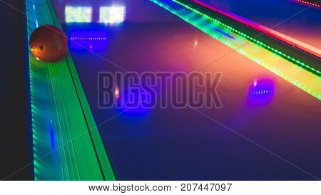 Bowling In Amsterdam