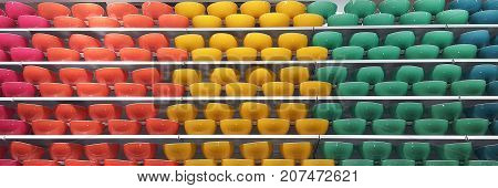 A Display Of Bowls Or Salad Bowl Of All Colors