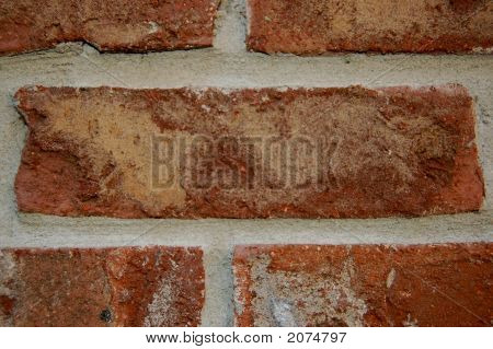 Rough Red Brick