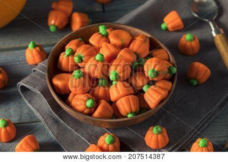 Sweet Festive Pumpkin Candy Corn