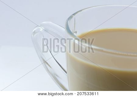 Instant coffee with glass a good instant coffee