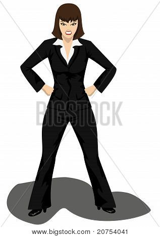 Business Woman.eps