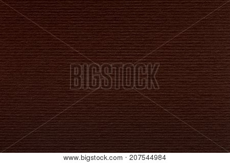 Old And Worn Brown Paper Texture Background.