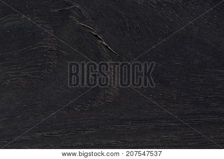 Black Natural Wood.