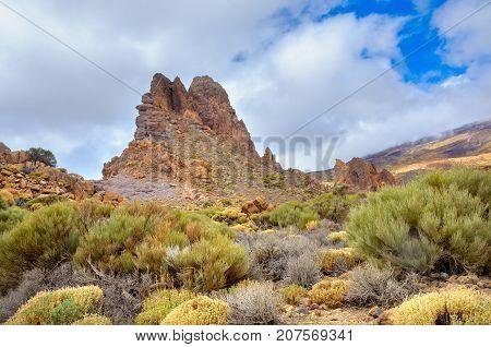 View Of Roque Cinchado
