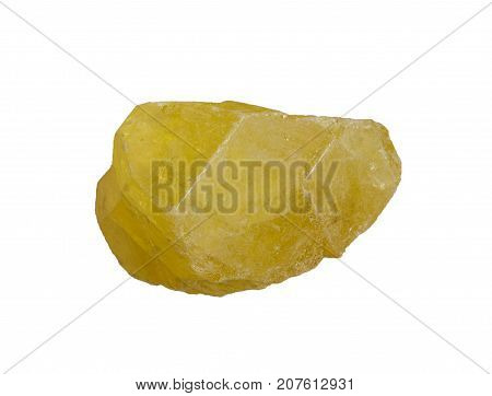 sulfur, mineral, isolated, yellow, natural, native, crystal, sulfuric, acid, vulcanization, fungicide, geology, industry, mine, mineralogy, mining, object, one, petrography, sample, element, structure, rhombic, system, crystallographic, fragile, fracture,