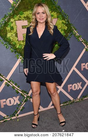 LOS ANGELES - SEP 25:  Barbara Alyn Woods arrives for the FOX Fall Party on September 25, 2017 in West Hollywood, CA