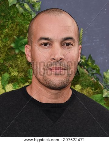 LOS ANGELES - SEP 25:  Coby Bell arrives for the FOX Fall Party on September 25, 2017 in West Hollywood, CA