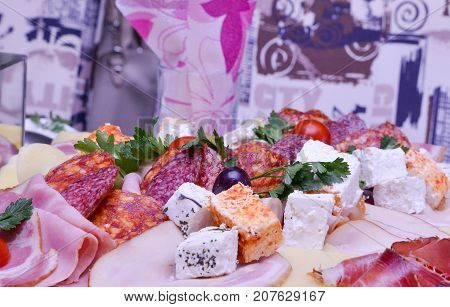 Catering Food Image
