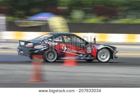 Apex Masters Turkish Drift Series Istanbul Race 2017