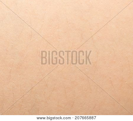 background of human skin . Photo of abstract background