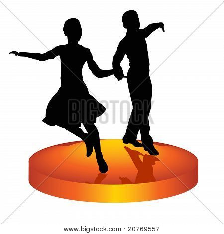 Pair Dances A Waltz