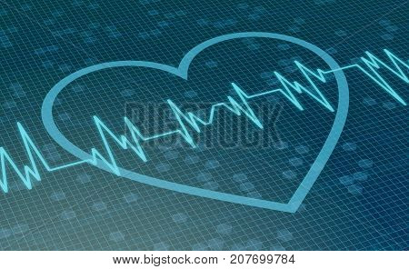 Concept Of Heart Health