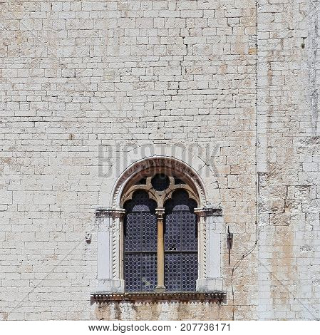 Gubbio medieval town in Umbria (Italy) - Italy