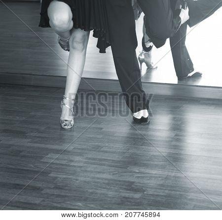Ballroom Dance Dancers