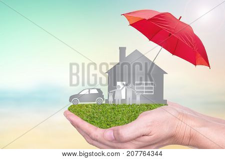 Insurance To Protection By Umbrella