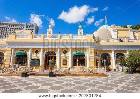 Muslim Magomayev Philharmonic Hall