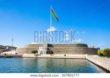 National Flag Square, Baku