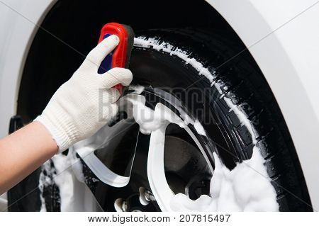 car tire protective treatment for prolongation of service life