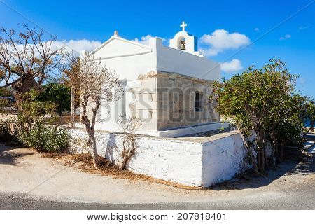 Agia Anna Church, Parikia