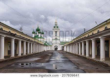 Church Of Savior In Kostroma, Russia