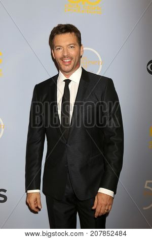LOS ANGELES - OCT 4:  Harry Connick Jr_ at the Carol Burnett 50th Anniversary Special Arrivals at the CBS Television City on October 4, 2017 in Los Angeles, CA