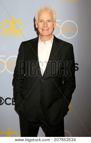 LOS ANGELES - OCT 4:  Christopher Guest at the Carol Burnett 50th Anniversary Special Arrivals at the CBS Television City on October 4, 2017 in Los Angeles, CA