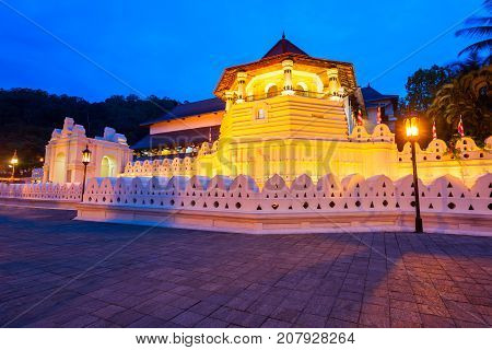 Sacred Tooth Relic Temple
