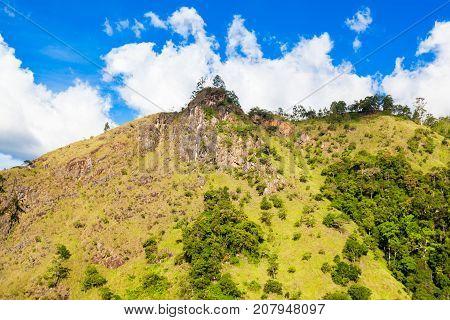 Little Adams Peak, Ella