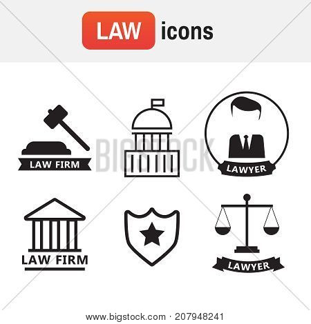 Icon Regulation. Vector Regulatory. Legal Compliance Deal Protection And Copyright Regulation. Copyr