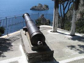 View of Corfu