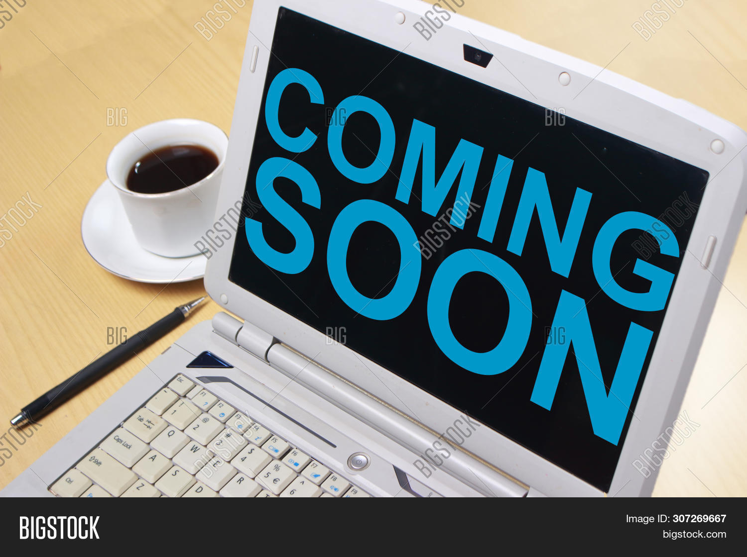 Coming Soon Image Photo Free Trial Bigstock