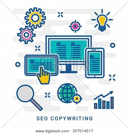 Seo Copywriter And Seo Copywriting. Creative Writing Of Articles And Information, Seo Website Promot