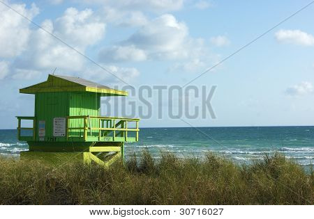 Lifeguard Tower North Miami Beach