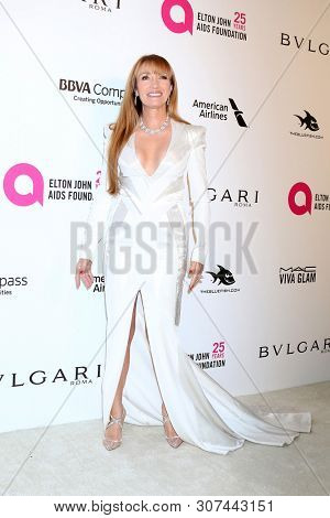 LOS ANGELES - MAR 4: Jane Seymour at the 2018 Elton John AIDS Foundation Oscar Viewing Party at the West Hollywood Park on March 4, 2018 in West Hollywood, CA